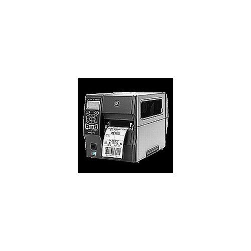 ZEBRA ZT400 Series ZT410 Thermo-Etikettendrucker USB LAN Seriell BT Cutter | 5052184500390
