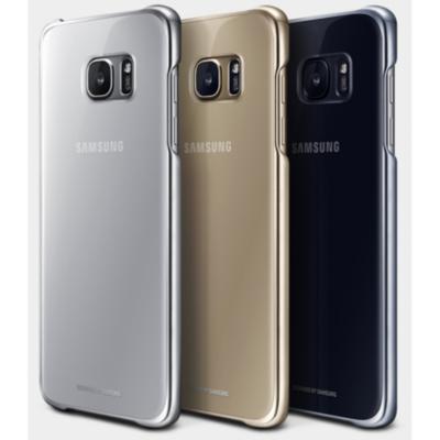 Samsung  EF-QG935CS Back Cover für Galaxy S7 edge silber | 8806088223148