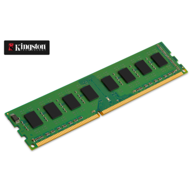 Kingston 8GB  Branded DDR3-1600 CL11, 1,5 V Systemspeicher RAM DIMM   0740617253696