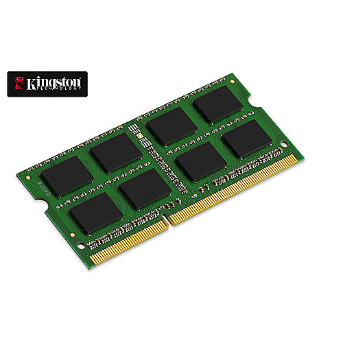 8GB Kingston Branded DDR3-1333 MHz SO-DIMM Ram Systemspeicher   0740617253672