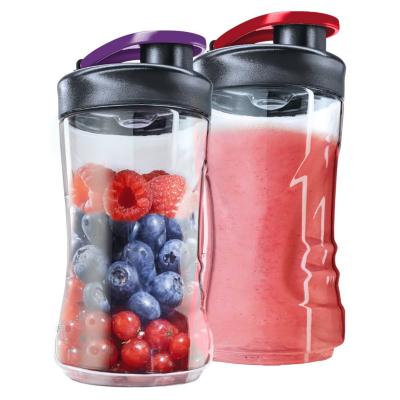 AEG  ASBEB2 Doppelpack-Flaschen 0,3l für Sport-Mini-Mixer SB2400/SB2500 | 7319599021772
