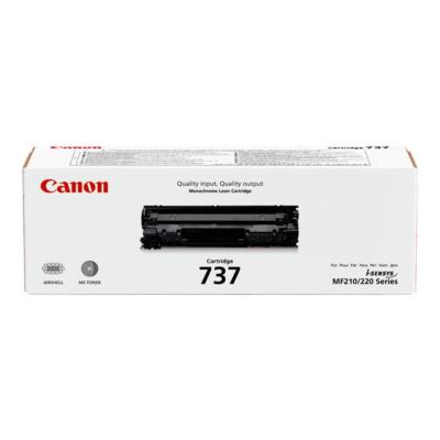 Canon  9435B002 Toner schwarz 737 2.100 S. | 4549292014501