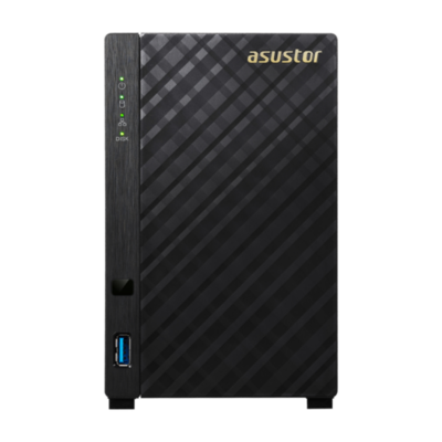 ASUSTOR  AS1002T NAS System 2-bay | 4710474830671