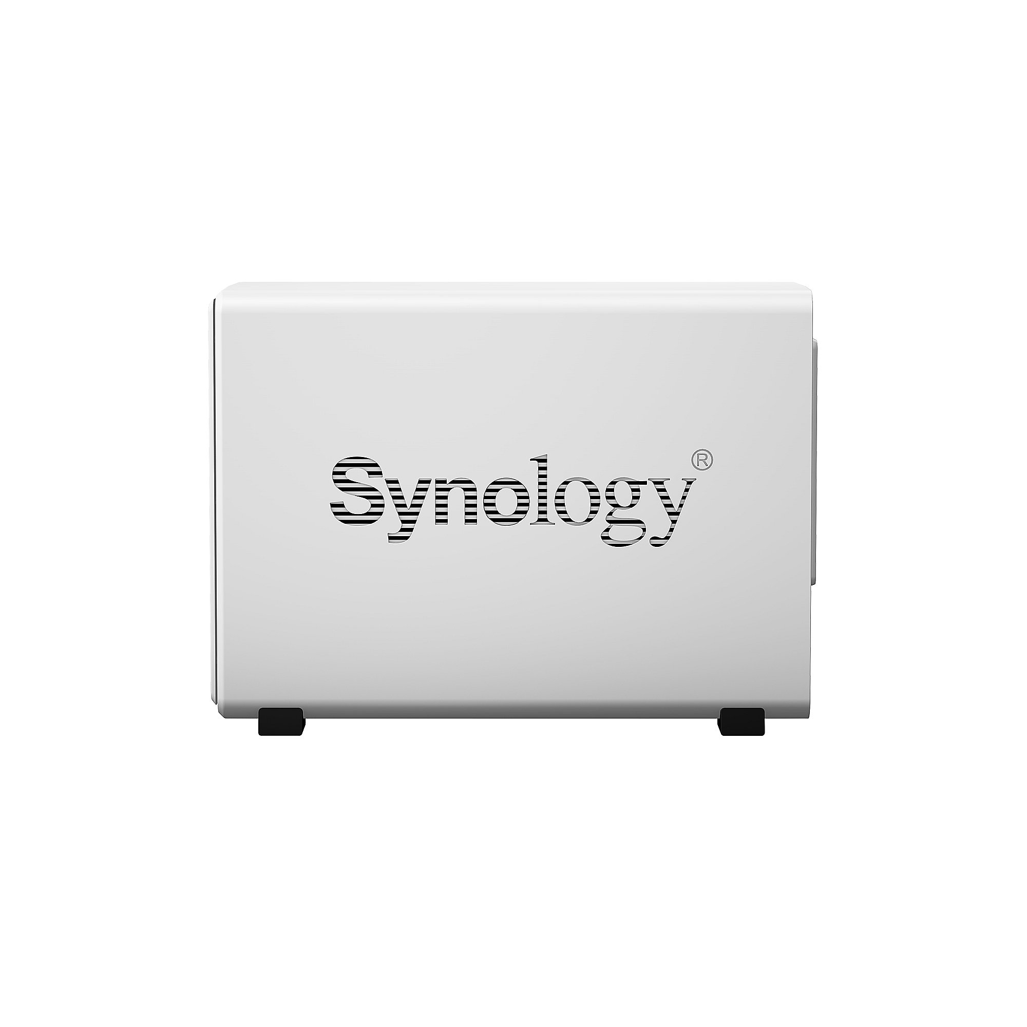 Synology Diskstation DS216j NAS System 4TB inkl. 2x 2TB WD RED WD20EFRX