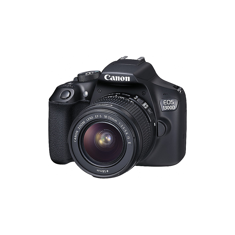 Canon EOS 1300D Kit 18-55mm IS II