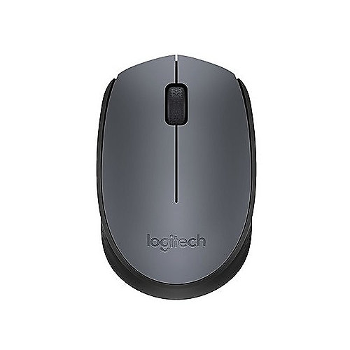 Logitech Wireless Mouse M171 grau