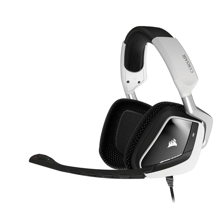 Corsair Gaming VOID USB Dolby 7.1 Gaming Headset weiß