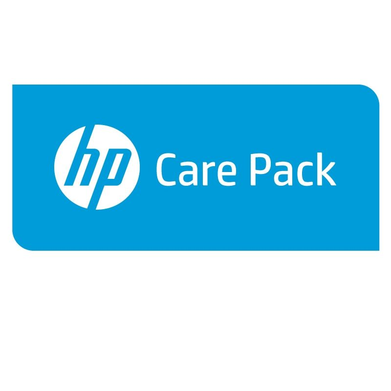 HP Care Pack 3 Jahre  9x5 Next Business Day Service U7BF5E