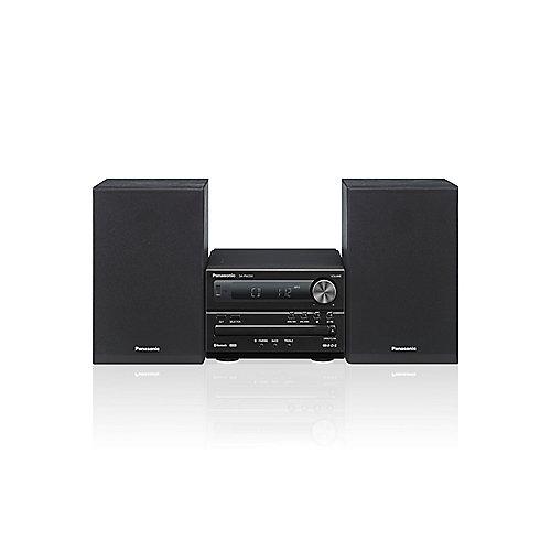 CP7A21-14W Panasonic SC-PM250EG-K Mikrosystem mit Bluetooth schwarz