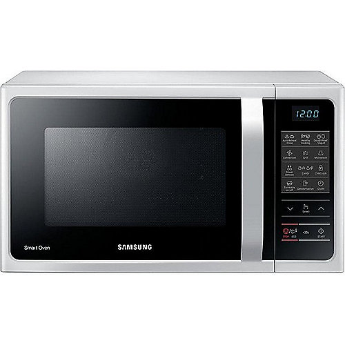 Samsung MC28H5013AW/EG Heißluft-Mikrowelle 28 Liter, weiß | 8806088251691