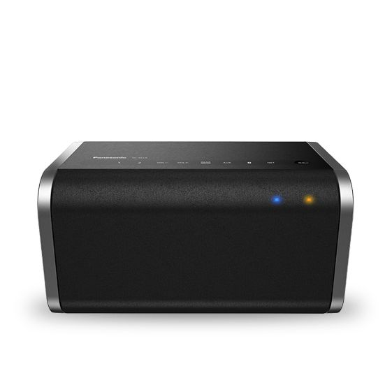 Panasonic SC-ALL6EG ALL Connected Wireless Speaker schwarz