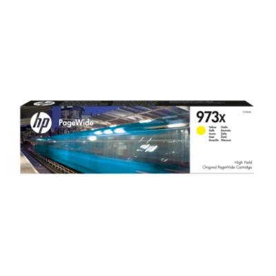 HP  973X Original Druckerpatrone Gelb ca. 7.000 Seiten F6T83AE | 0889296544685