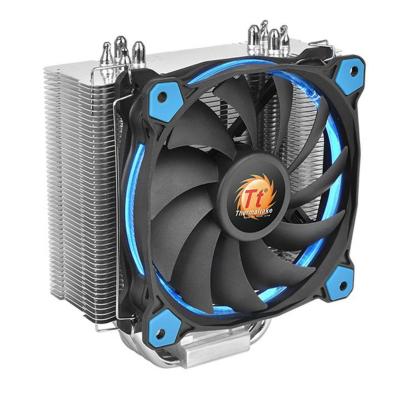 Thermaltake  Riing Silent 12 Blue CPU Kühler für AMD und Intel 120mm Lüfter | 4717964404305