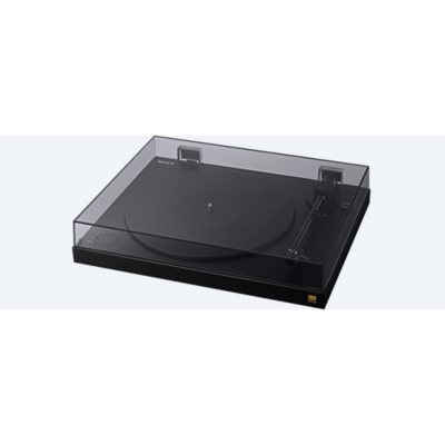 Sony  PS-HX500 Plattenspieler mit High-Resolution Audio Ripping-Funktion schwarz | 4548736016859