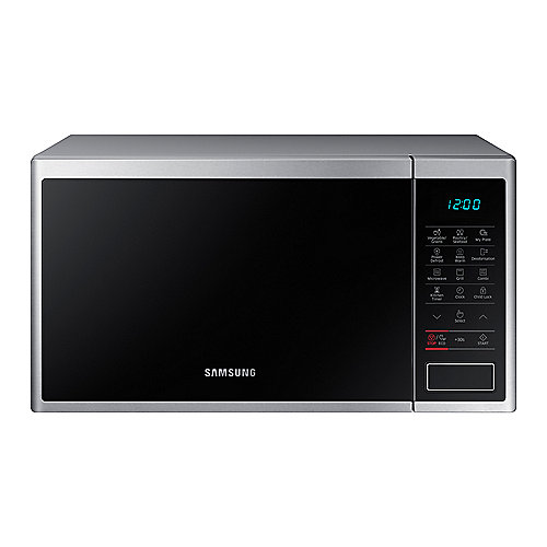 Samsung MG23J5133AT/EG Grill-Mikrowelle 23 Liter, silber | 8806086813587