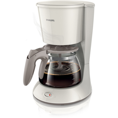 Philips  HD7461/00 Daily Collection Kaffeemaschine beige | 8710103707363