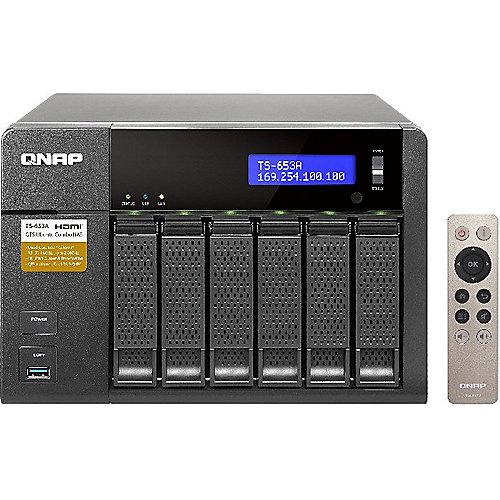 QNAP TS-653A-4G NAS System 6-Bay 36TB inkl. 6x ...
