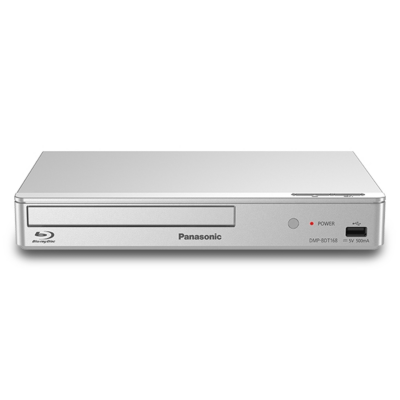 Panasonic  DMP-BDT168 Blu-ray Player silber | 5025232837731