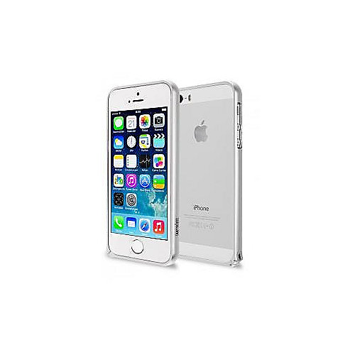 Artwizz AluBumper für Apple iPhone SE & iPhone 5/5s – silber