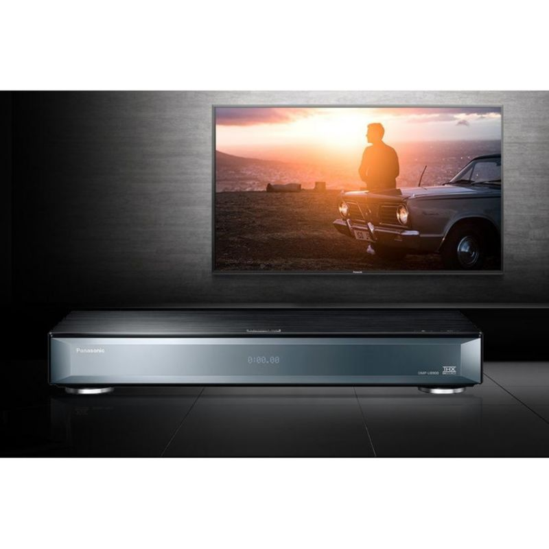 Panasonic DMP-UB900EGK Ultra HD Blu-ray Player mit DLNA HDMI 4K schwarz