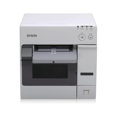 Epson  TM-C3400 USB Etikettenfarbdrucker Tintenstrahldrucker | 8715946434919