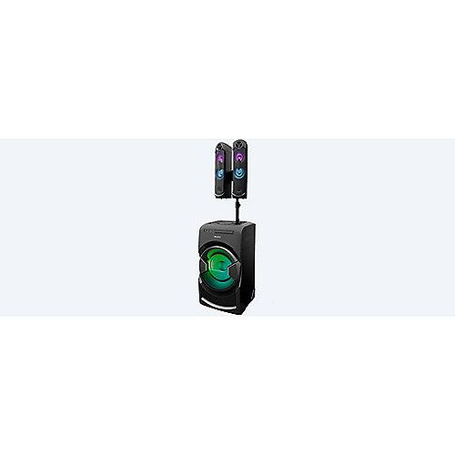 SONY MHC-GT4D Mini-Systemanlage mit Bluetooth s...