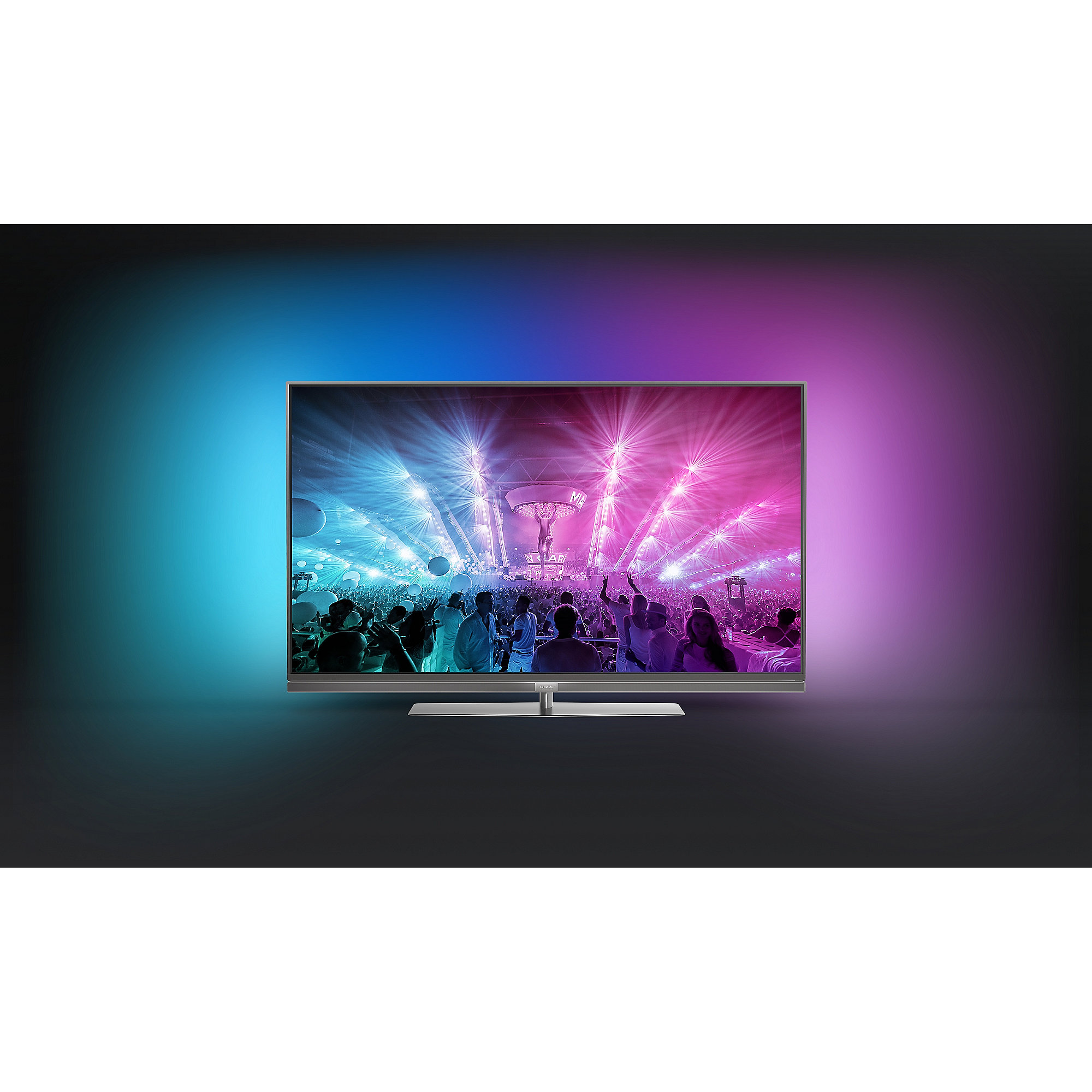 "Philips 4K 49PUS7181 123cm 49"" UHD DVB-T2HD/C/S 2000 PPI Android Smart Ambilight"