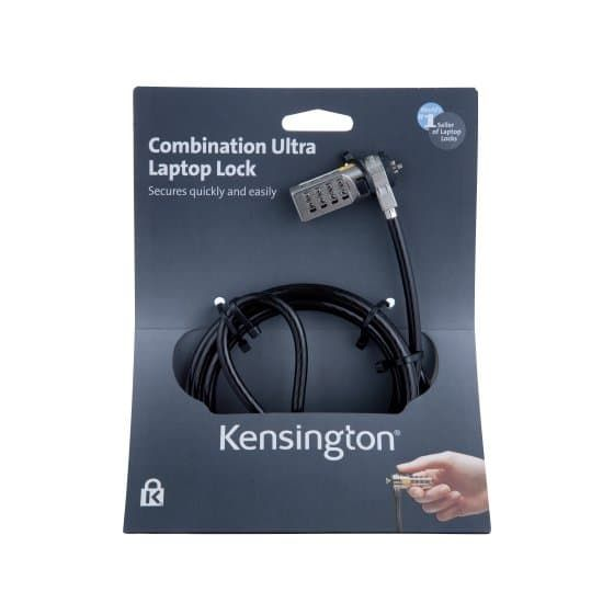 Kensington Combination Ultra Laptop Lock Notebookschloss 1,8m