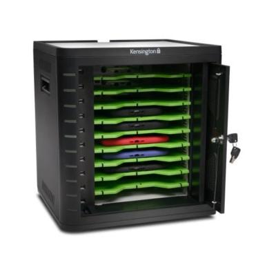 Kensington  Lade- und Synchronisierungs-Kabinett für Tablets universal schwarz | 5028252418157