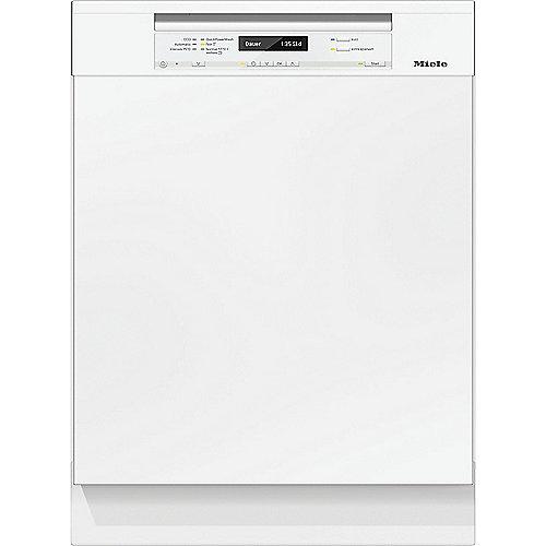 Miele G 6730 SCU Geschirrspüler Unterbaugerät A Weiß 60cm