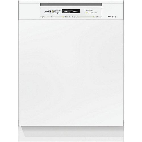 Miele G 6730 SCi Geschirrspüler integrierbar A Weiß 60cm