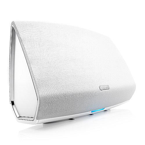HEOS 5 HS2 Netzwerklautsprecher Multiroom Weiß mit WLAN, integ. Bluetooth   4951035057513