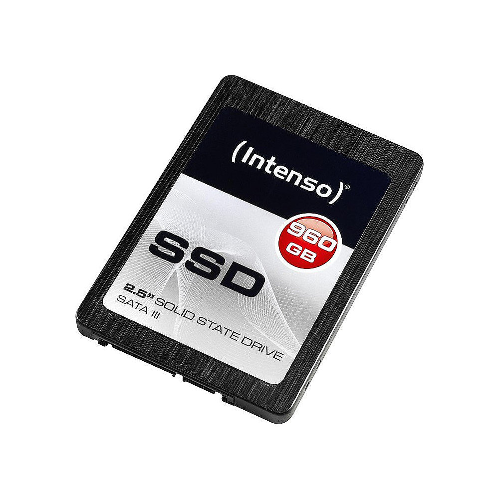 Intenso High Performance SSD SATA III 960GB 2.5 Zoll TLC SATA600