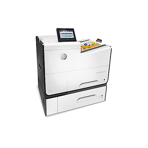 PageWide Enterprise Color 556xh Tintenstrahldrucker LAN WLAN   0725184107245
