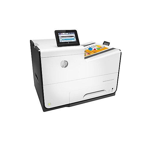 PageWide Enterprise Color 556dn Tintenstrahldrucker LAN   0725184107092