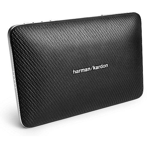 Harman Kardon Esquire 2 Lautsprechersystem mit Freisprecheinrichtung Schwarz | 6925281904448