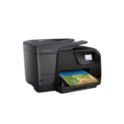 HP  OfficeJet Pro 8710 Multifunktionsdrucker Scanner Kopierer Fax WLAN | 0889899153819