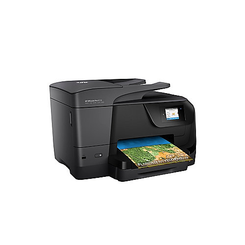 HP OfficeJet Pro 8710 Multifunktionsdrucker Scanner Kopierer Fax WLAN