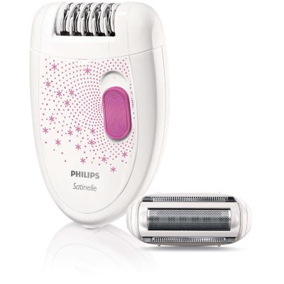 Philips  HP6419/02 Satinelle Epilierer weiß/pink | 8710103648154