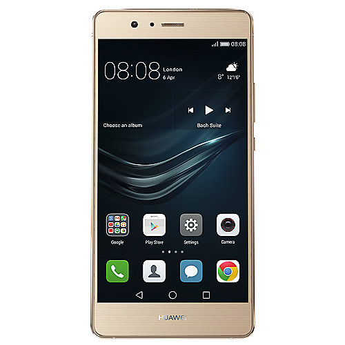HUAWEI P9 lite Dual-SIM gold Android 6.0 Smartphone   6901443116300