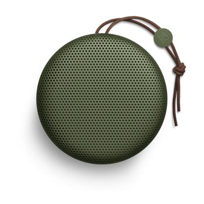 Bang & Olufsen B&O PLAY BeoPlay A1 Moss Green Bluetooth Lautsprecher grün | 5705260062120
