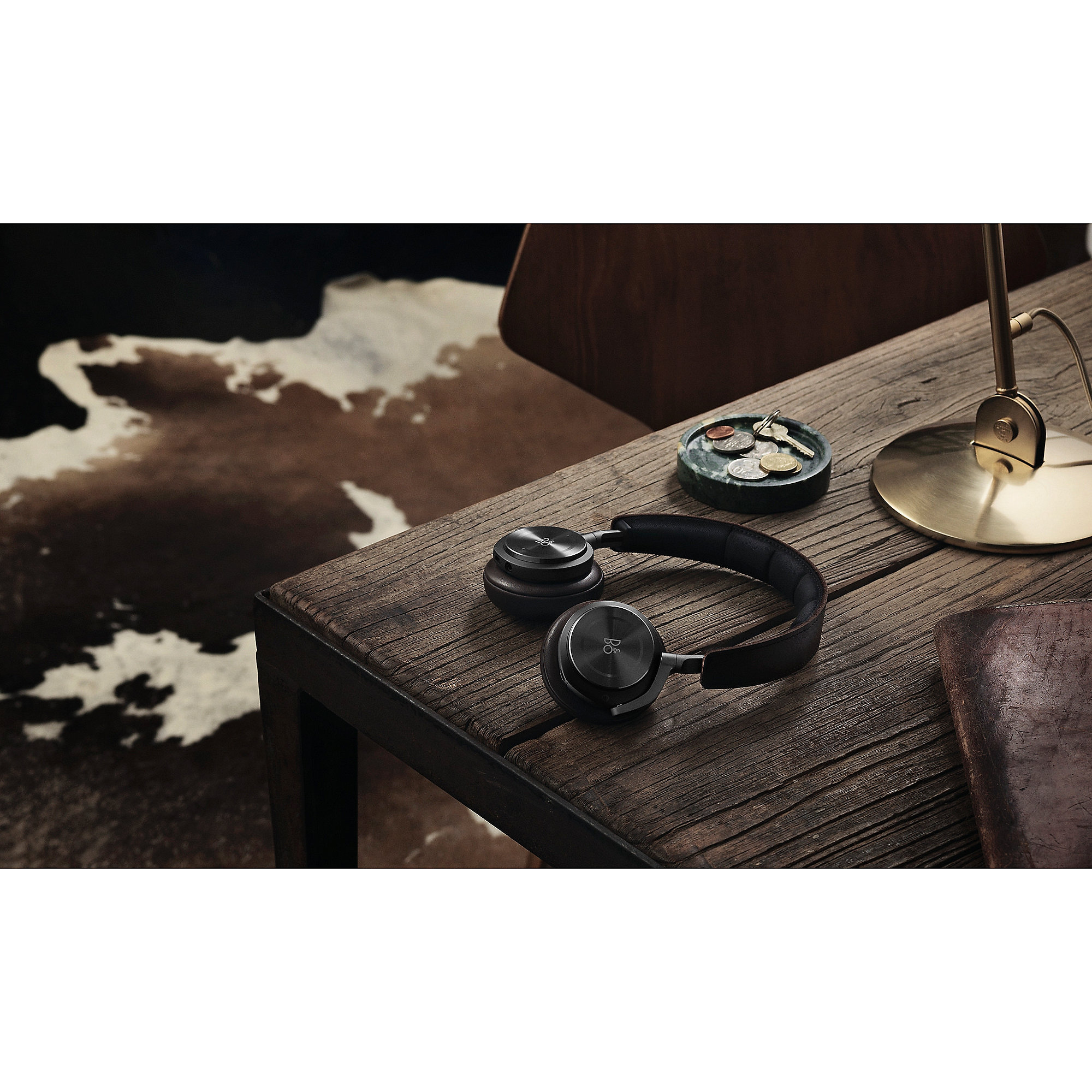 B&O PLAY BeoPlay H8 On-Ear Bluetooth-Kopfhörer -Noise-Cancellation schwarz
