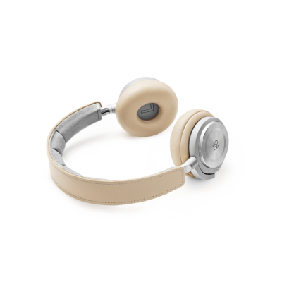 Bang & Olufsen B&O PLAY BeoPlay H8 On-Ear Bluetooth-Kopfhörer -Noise-Cancellation Natural | 5705260059496
