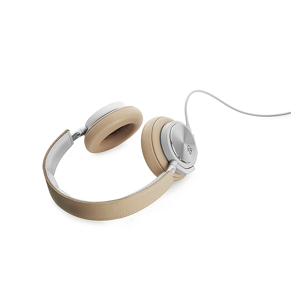 B&O PLAY BeoPlay H6 Over Ear Kopfhörer 2. Generation Natural