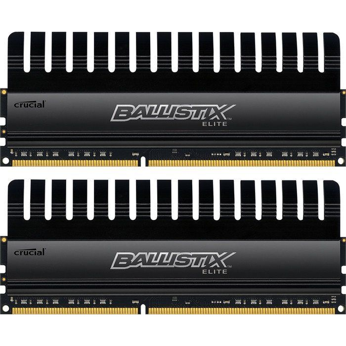 16GB (2x8GB) Crucial Ballistix Elite DDR3-2133 CL11 (11-11-27) RAM Kit