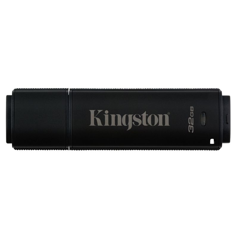 Kingston 32GB DataTraveler 4000G2 Data Secure Stick mit Management USB3.0