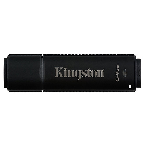Kingston 64GB DataTraveler 4000G2 Data Secure Stick mit Management USB3.0