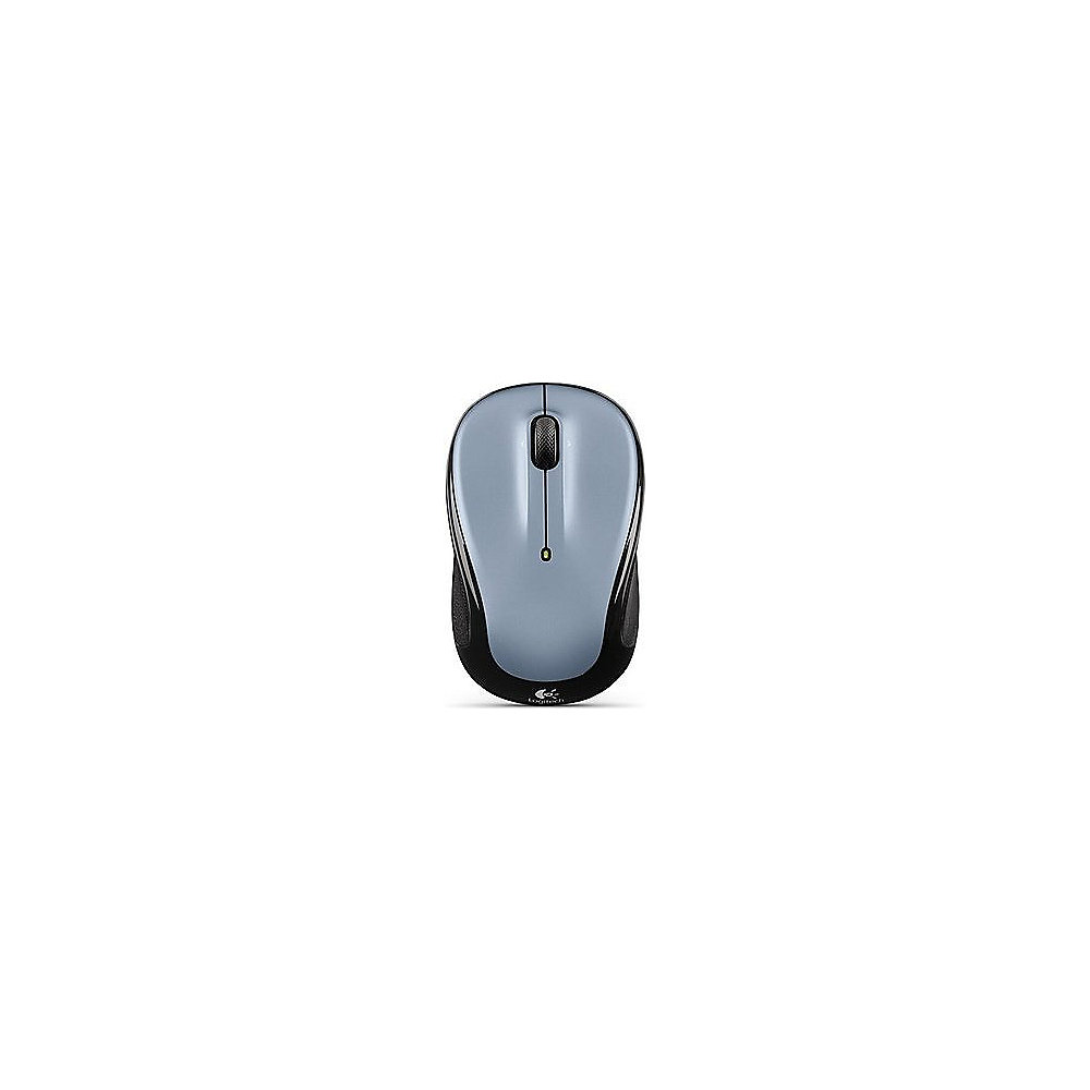 Logitech M325 Wireless Mouse Light Grey USB