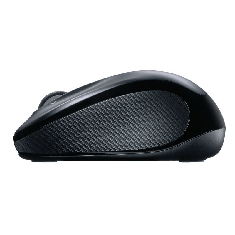 Logitech M325 Wireless Mouse Dark Silver USB