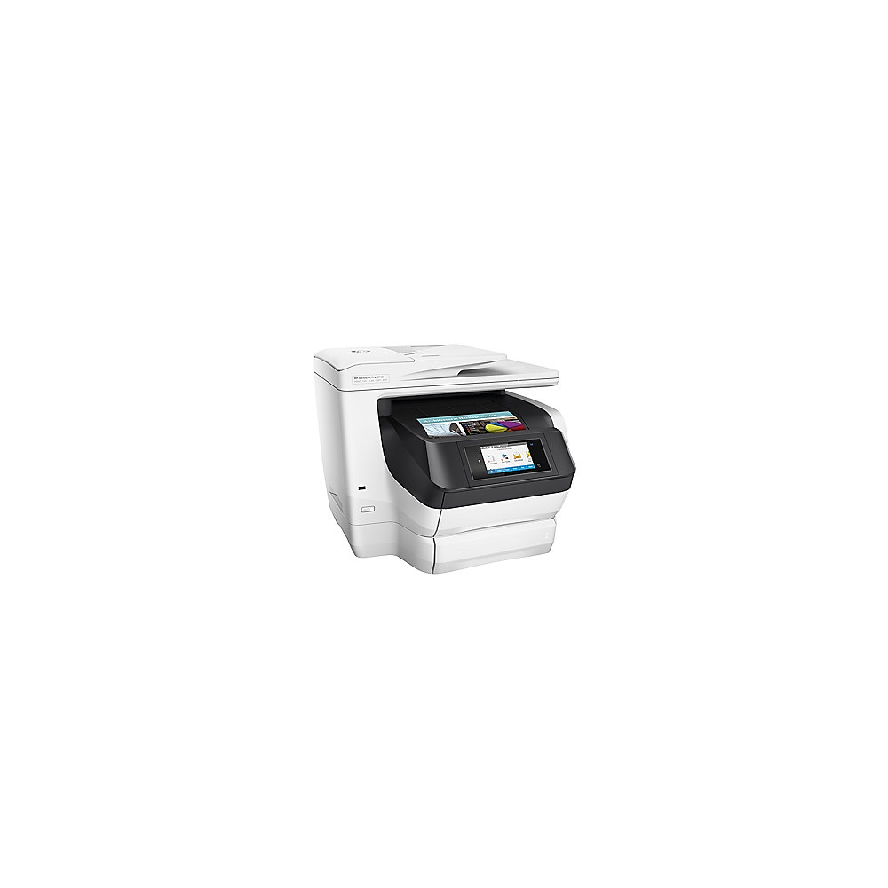HP OfficeJet Pro 8740 Multifunktionsdrucker Scanner Kopierer Fax LAN WLAN NFC